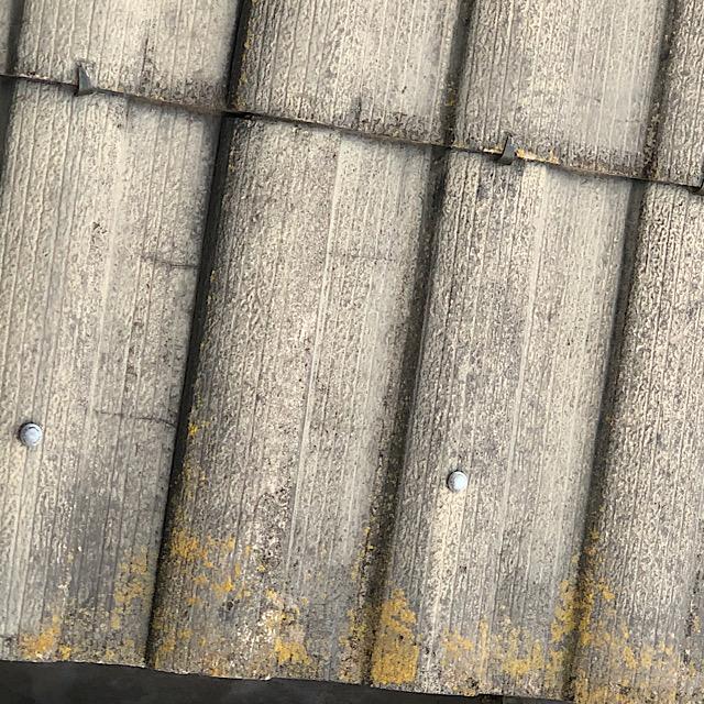 積和ハウスの屋根塗装