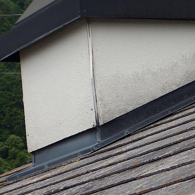 パナホームの屋根の劣化