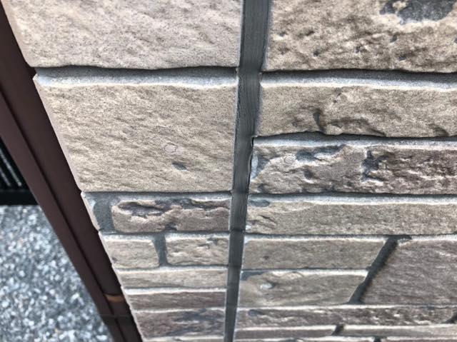 外壁シーリングの劣化