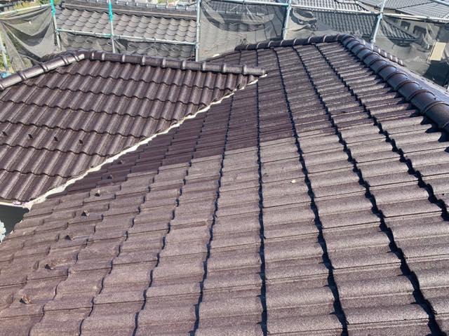 塗装で屋根の保護