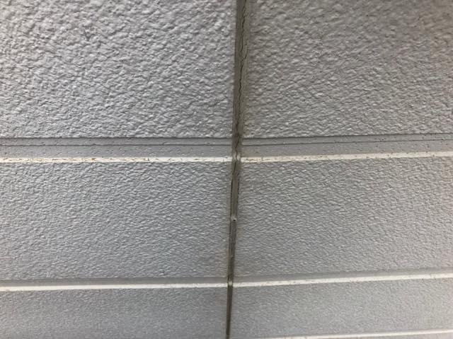 外壁目地シーリングの劣化