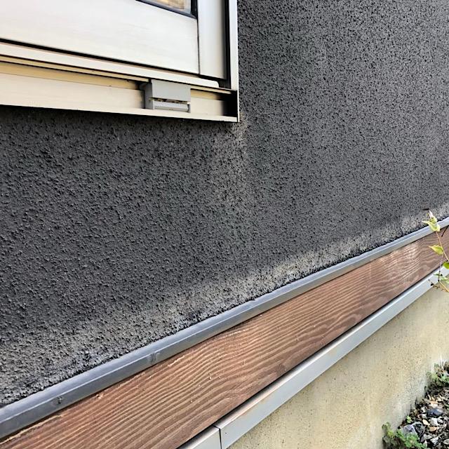 安八郡神戸町で外壁塗装前の写真