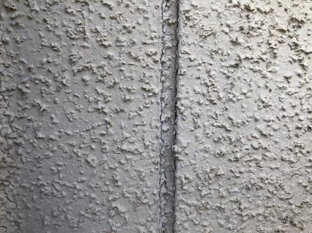 外壁のシーリング