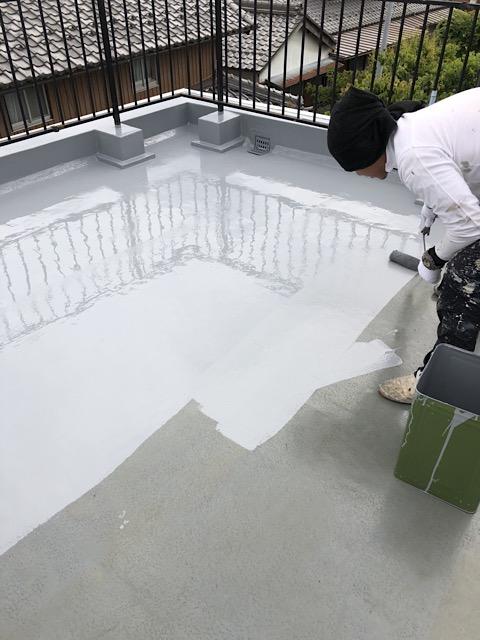 揖斐郡池田町で屋上防水塗装工事について知りたい方へ
