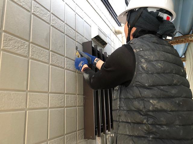 養老郡養老町で外壁のシーリング工事をジョイントエンペラーで施工