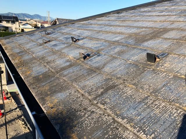 塗装はげはげの屋根