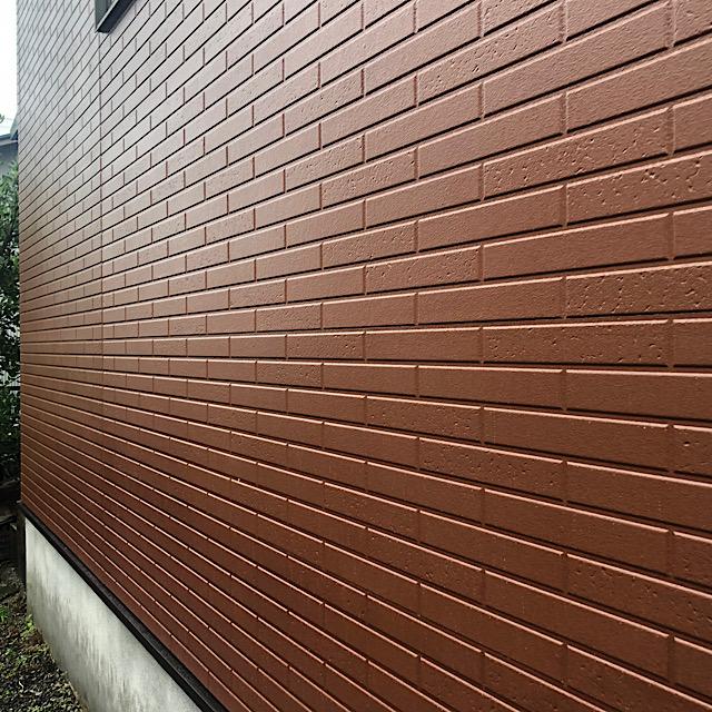 アレスダイナミックムキで外壁塗装