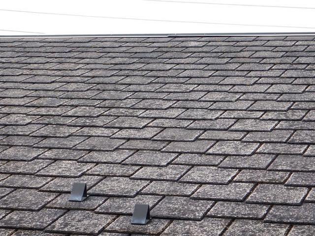 スレート屋根が劣化してしまいました
