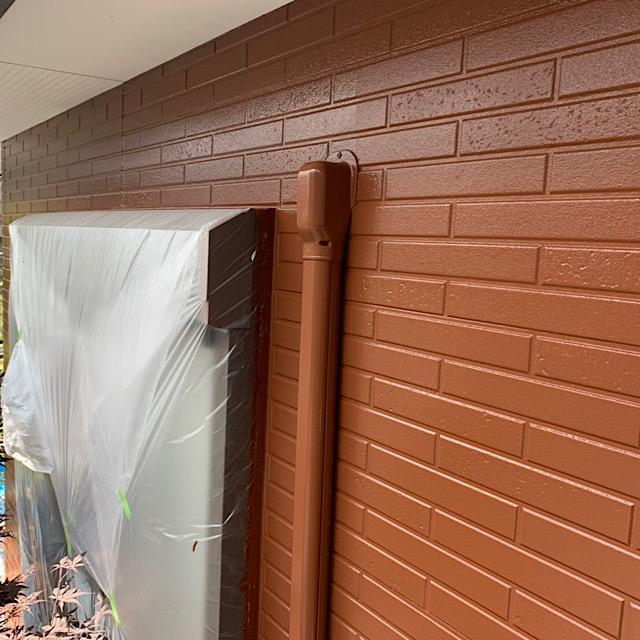 羽島市で外壁塗装工事