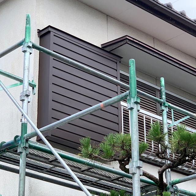 羽島市で戸箱をカバー工法
