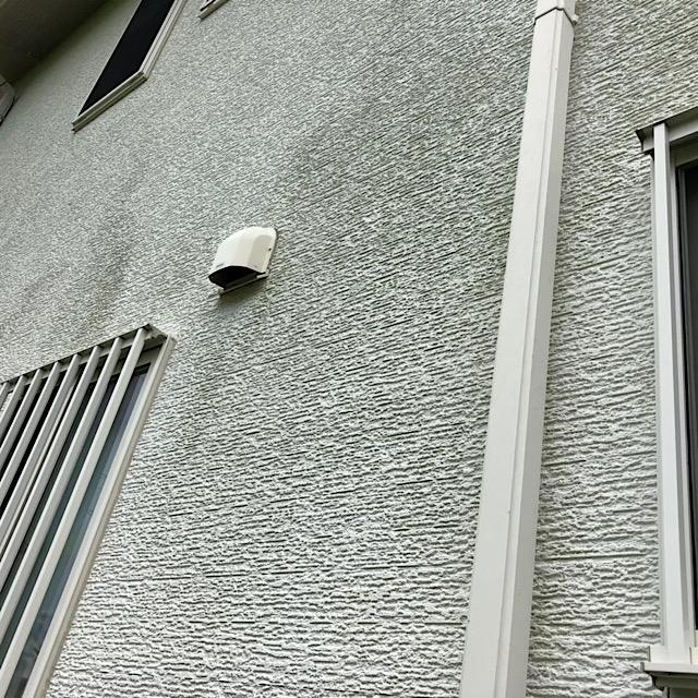 外壁の経年劣化