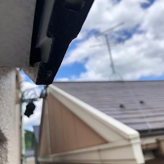 屋根の破風