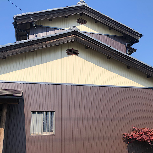 日本家屋カバー工法