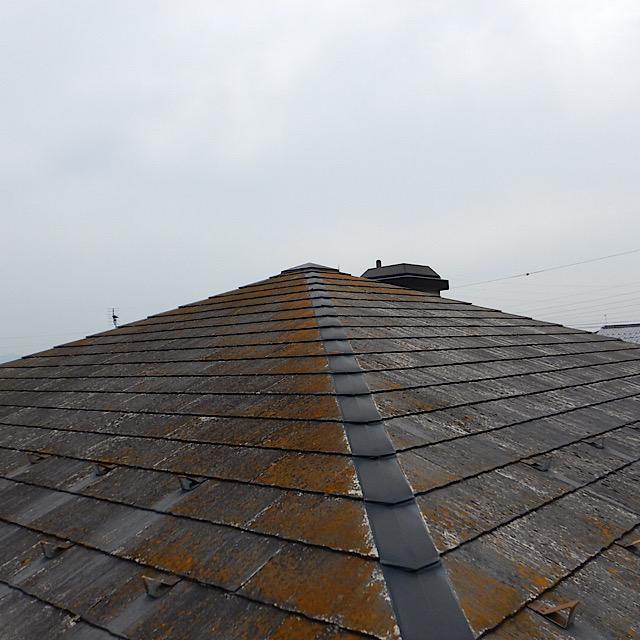 パナホームの屋根