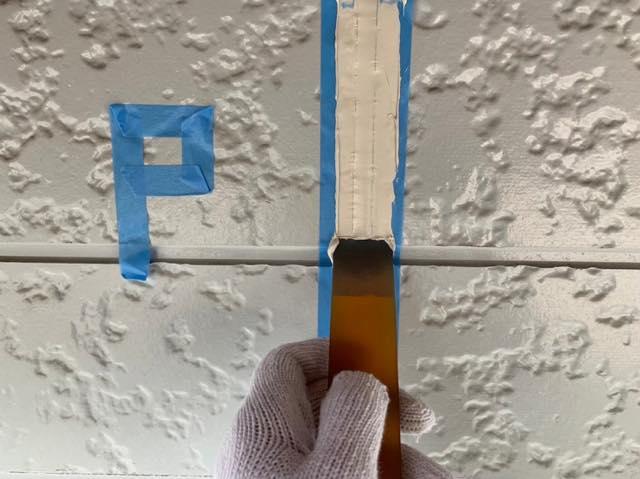 外壁のシーリング打ち替え