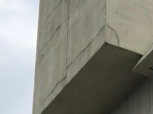 外壁の劣化