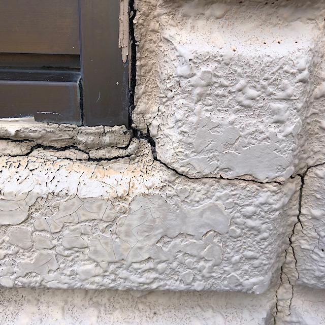 本巣郡北方町で外壁塗装の現場調査