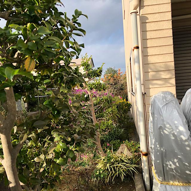 本巣郡北方町で外壁塗装工事現調