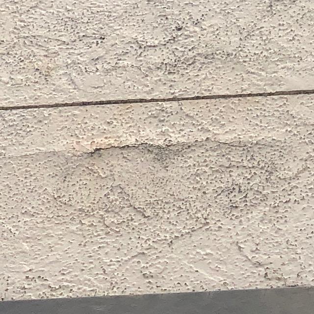 外壁サイディングの劣化