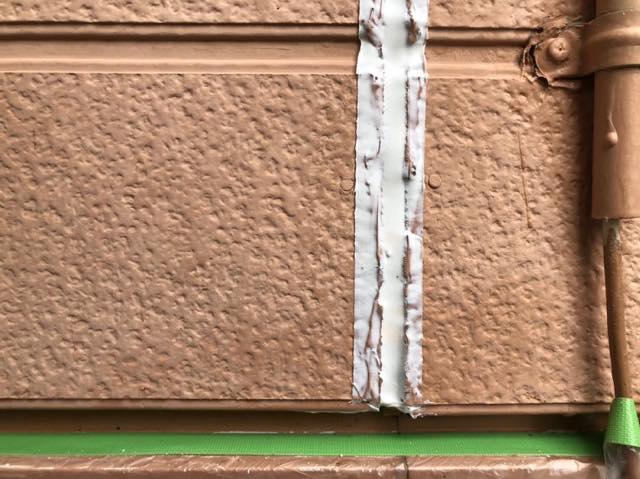 外壁目地のシーリング