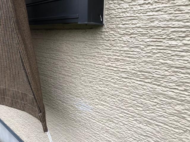 外壁塗装汚れ