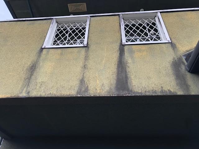 外壁塗装カビ