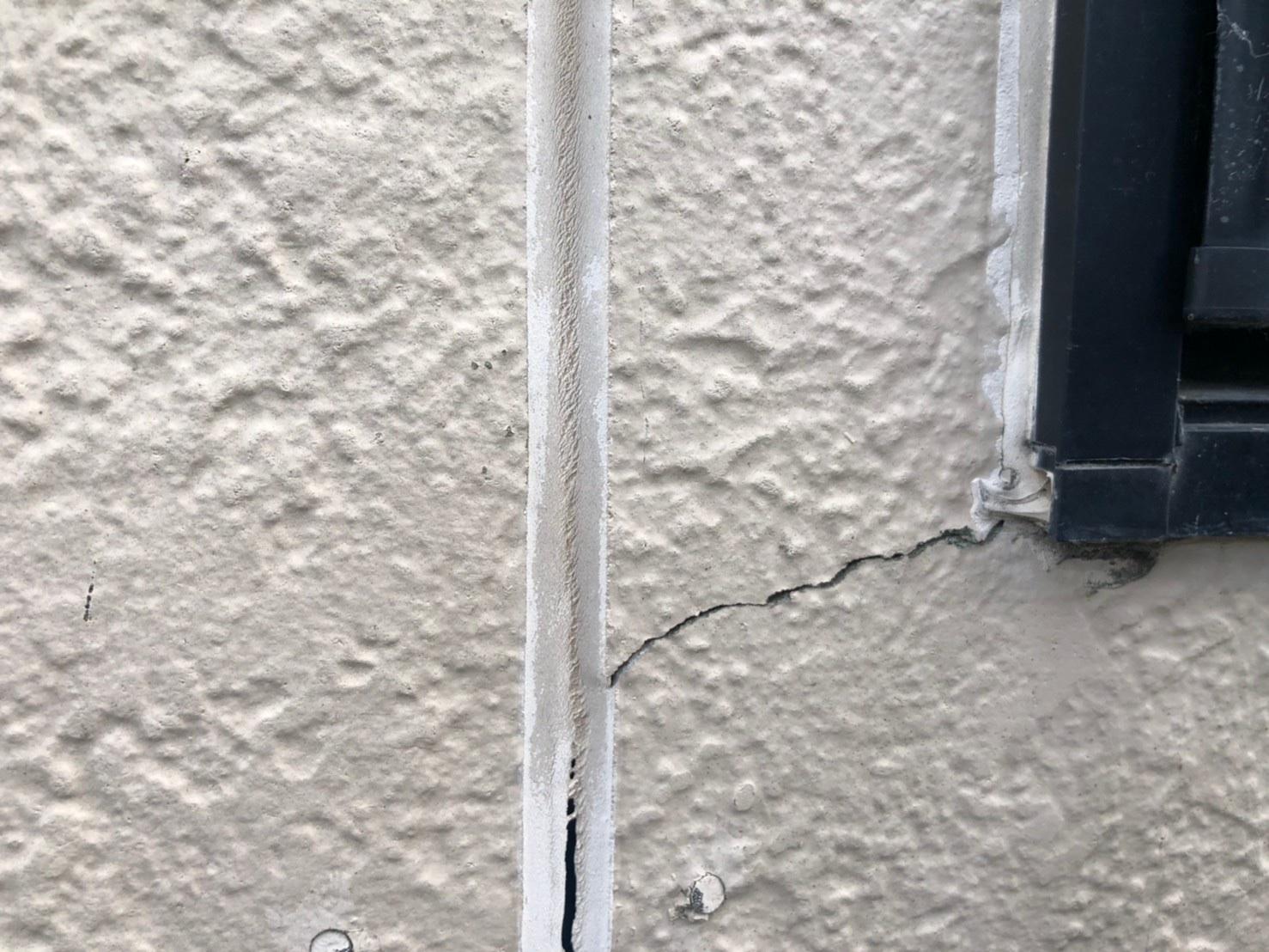 外壁シーリング