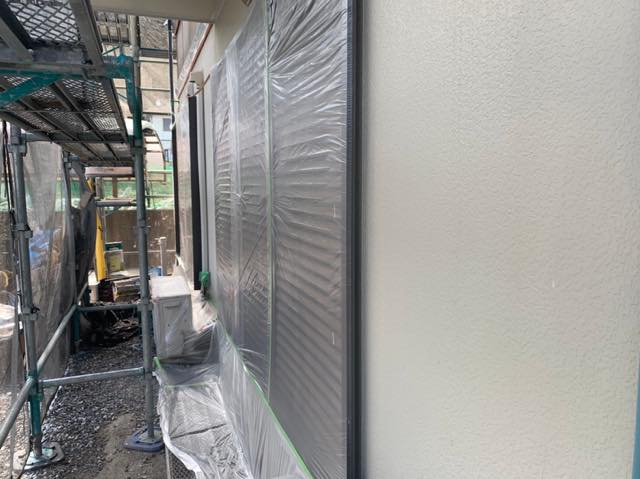 塗装前の下準備