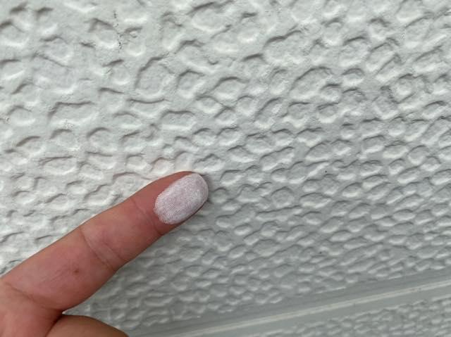 壁のチョーキング