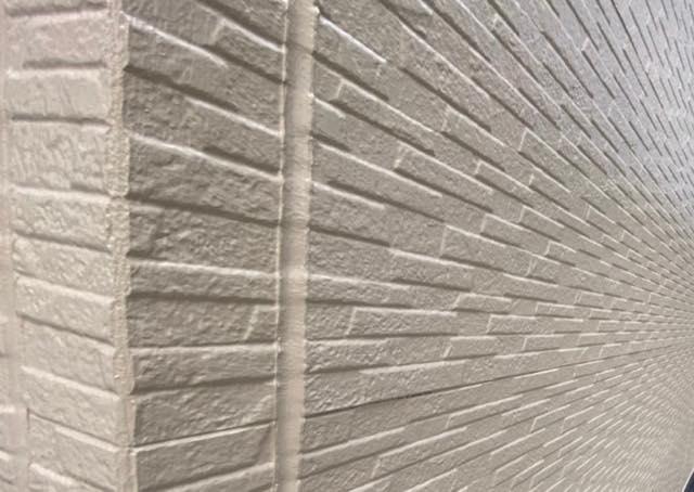 安八郡輪之内町で外壁塗装のシーリング(コーキング)工事を行いました!