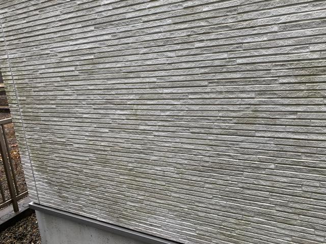 サイディング外壁が汚れてきた